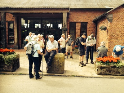 2014 June Probus Walk