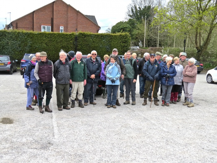 2016 April Probus Walk