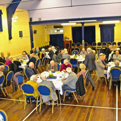 2018 AGM and Annual Lunch