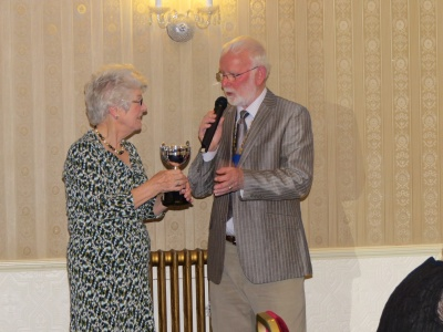 President's Cup to Pat Winfield.
