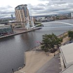 View of salford Quays