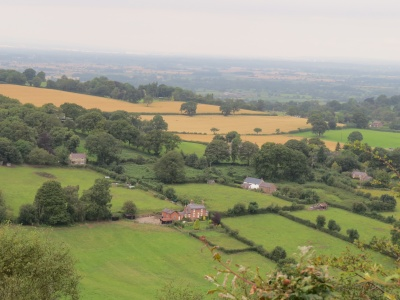 Views from Bickerton Hill